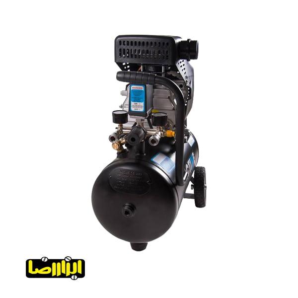 عکس پمپ باد اکتیو 24 لیتری مدل AC-1024