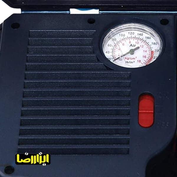 عکس پمپ باد فندکی کیفی اکتیو مدل AC-1501D