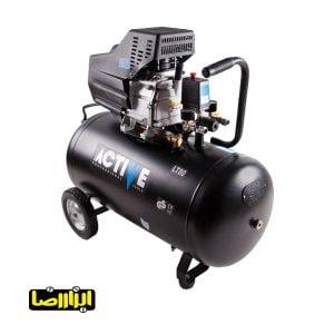 پمپ باد اکتیو 80 لیتری مدل AC-1080