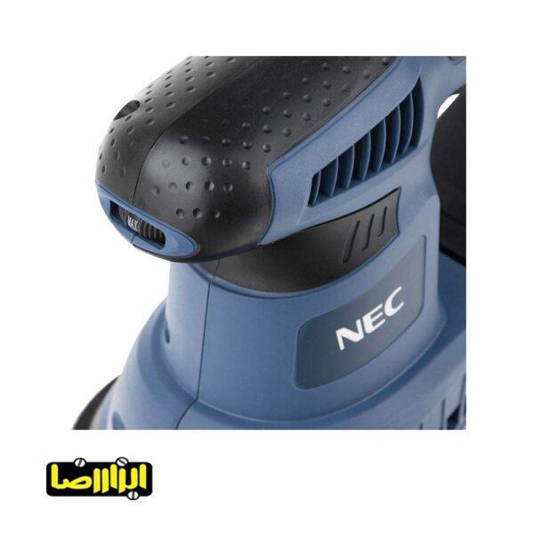 عکس سنباده لرزان گرد NEC مدل 3101