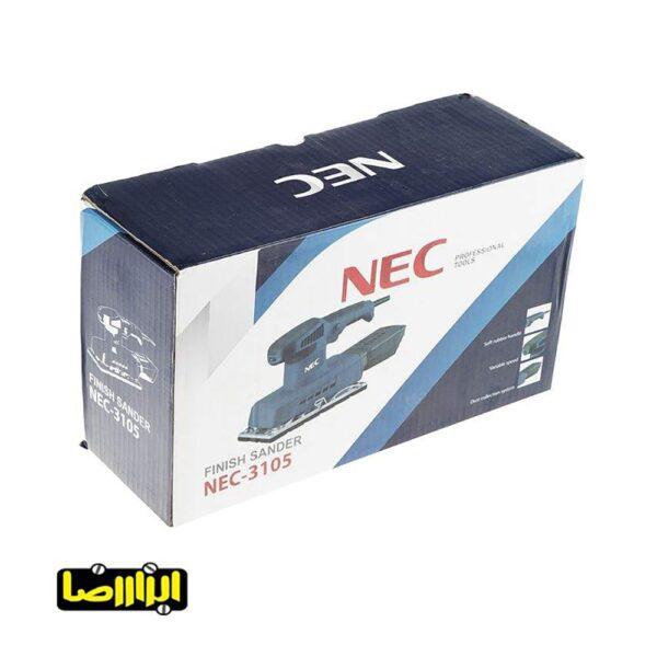 عکس سنباده لرزان NEC مدل 3105