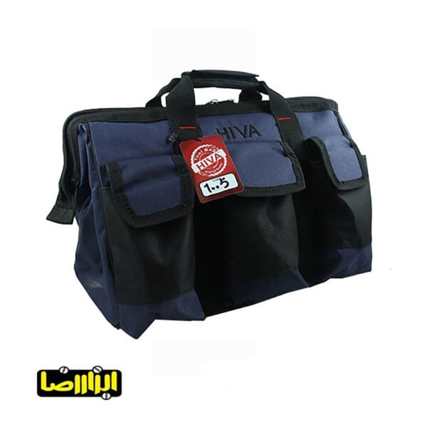 کیف ابزار برزنتی هیوا 40 سانتیمتری مدل 1005