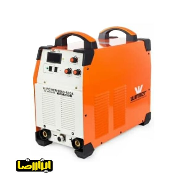 اینورتر جوشکاری وینر 500 آمپر مدل HI POWER 9850–500A