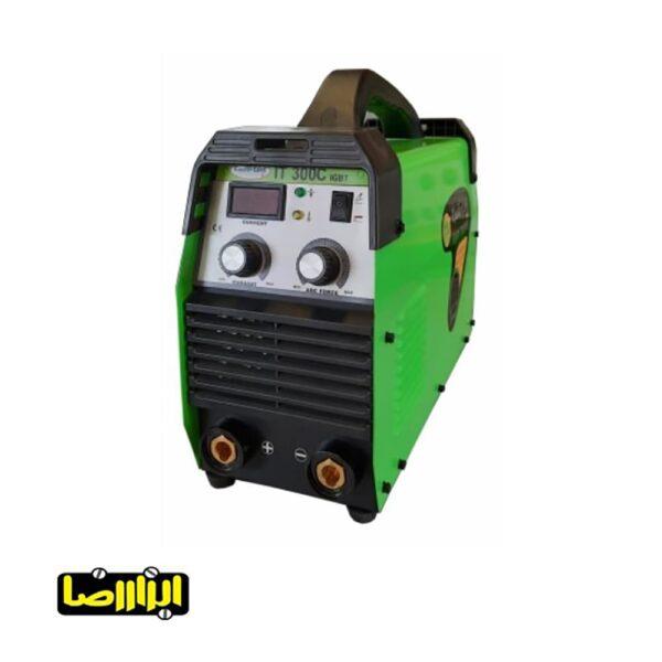 اینورتر جوشکاری ایران ترانس 300 آمپر مدل IT300C