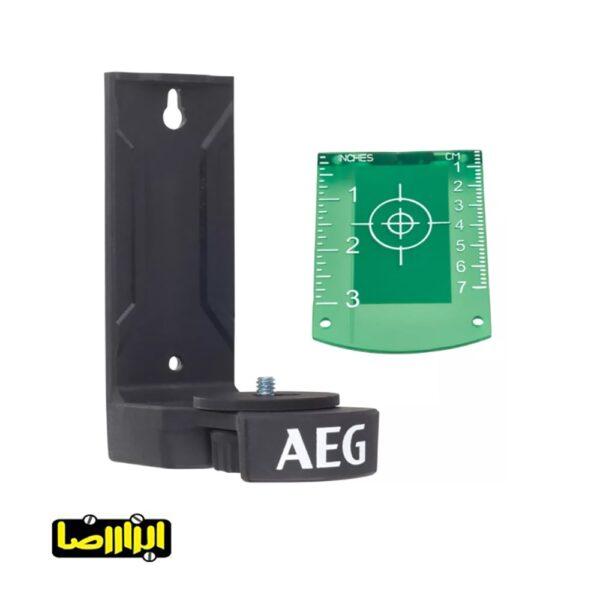تصاویر تراز لیزری آاگ مدل CLG220-K