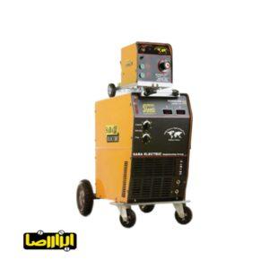 اینورتر جوشکاری صبا الکتریک 400 آمپر مدل Power-Mig-Series 4F
