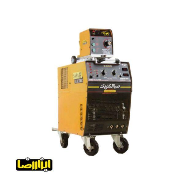 اینورتر جوشکاری صبا الکتریک 650 آمپر مدل Power-Mig-Series 6.5WC