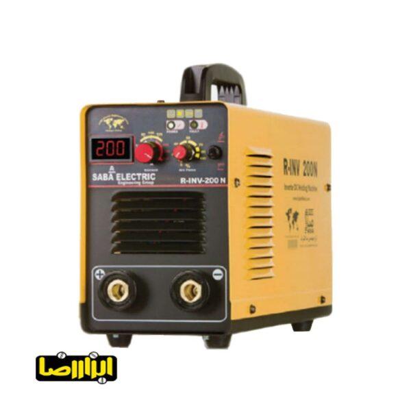 اینورتر جوشکاری صبا الکتریک 200 آمپر مدل R-INV-200N