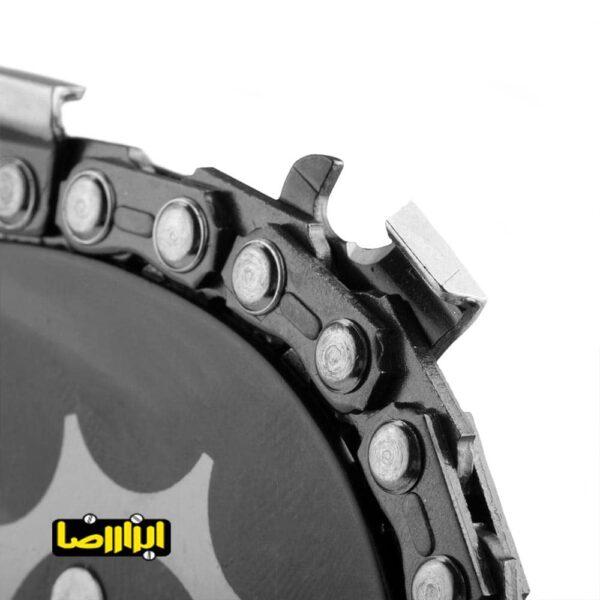 تصویر اره زنجیری بنزینی رونیکس 2300 وات مدل 4650