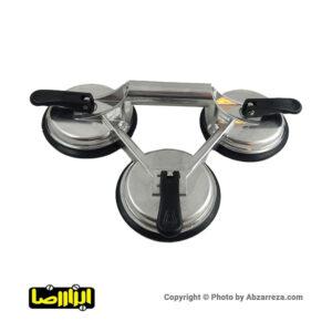 قاپک سه تایی شیشه اپکس مدل APX-1603