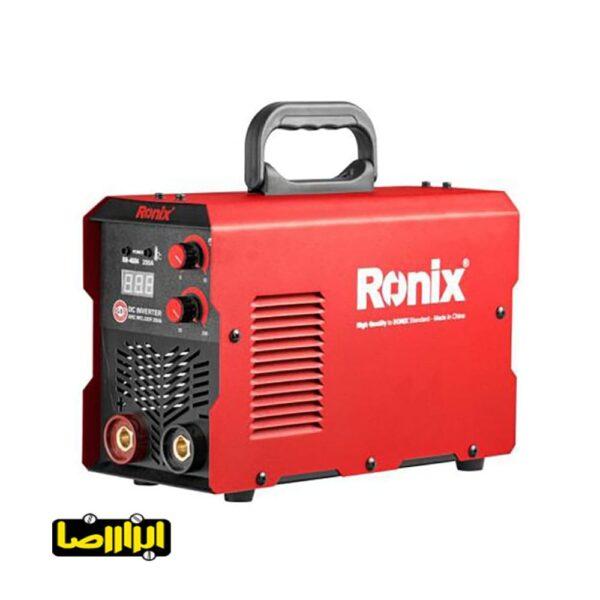 اینورتر جوشکاری پاورمکس رونیکس 200 آمپر مدل RH-4604