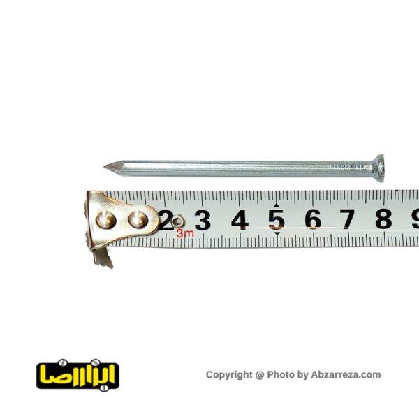 عکس میخ فولادی 8 سانت بسته یک کیلوگرمی