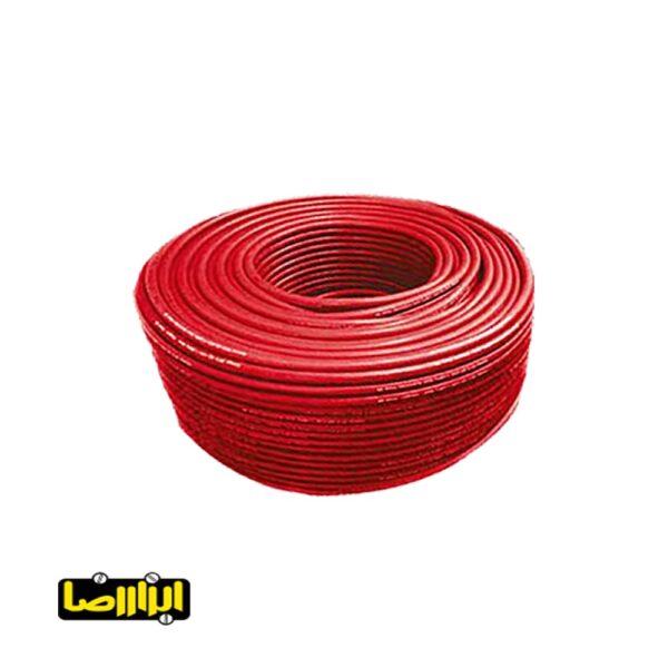 شلنگ باد 10 میلیمتر قرمز اکتیو 20 متری مدل AC-1010R