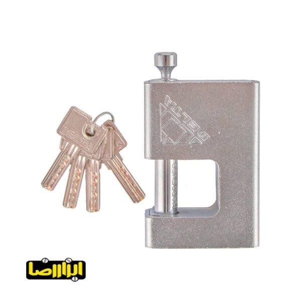 قفل کتابی دلتا مدل A-100098
