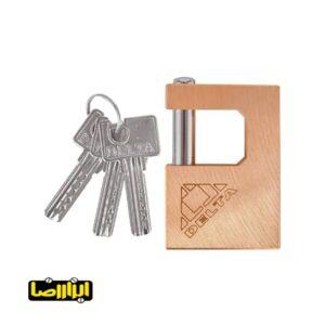 قفل کتابی دلتا مدل B-1070