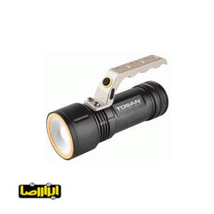چراغ قوه شارژی توسن مدل 9450SL