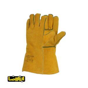 دستکش ایمنی جوشکاری اسپرین