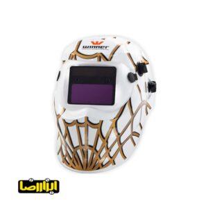 ماسک جوشکاری اتومات وینر مدل W-022