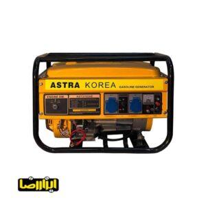 موتور برق آسترا 3.5 کیلو وات مدل AST3700َAE