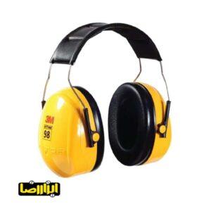 گوشی صداگیر بالشتکدار تری ام مدل Optime98-H9A