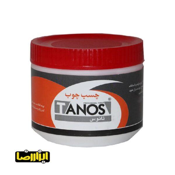 چسب چوب تانوس 0.5 کیلویی مدل WG-005