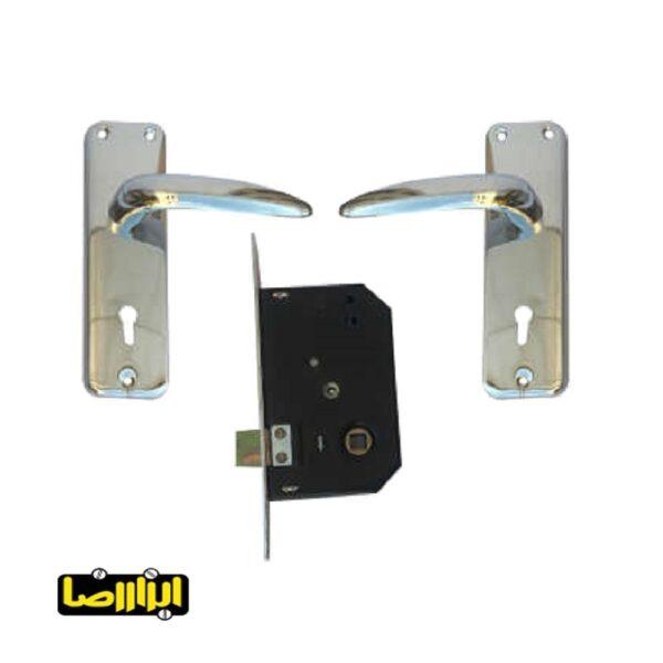قفل و دستگیره کلیدی نوین مدل 910